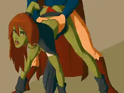 Young Justice Hot