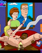 King of the Hill orgies
