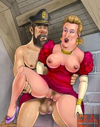 Old wench Bianca Castafiore getting screwed again