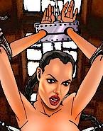 Lara Croft is anal slut