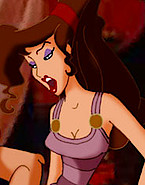 Though Hercules and Megara are married for a long time, they still are nuts about each other and are always ready to fuck in the hardest ways.