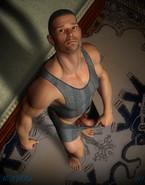3D Gay Art