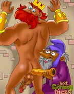 Queer Dave the Barbarian