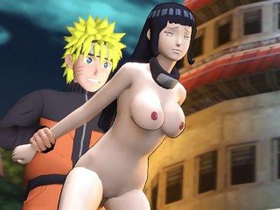 Naruto 3D gif compilation