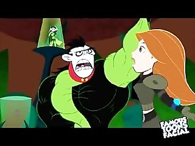 Kim Possible fuck with Shego