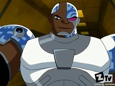 Teen Titans - Jinxed
