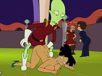 hip joint club-FUTURAMA
