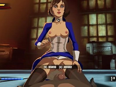 BIOCOCK INTIMATE / Brunette Animated Milf There Is This Man So Right