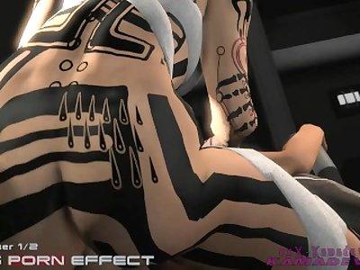 MASS PORN EFFECT II Teaser 1/2