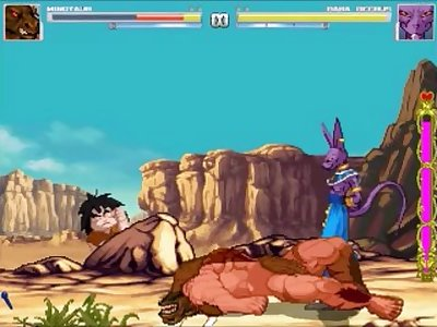 Bara Beerus 0.3 - Bull riding