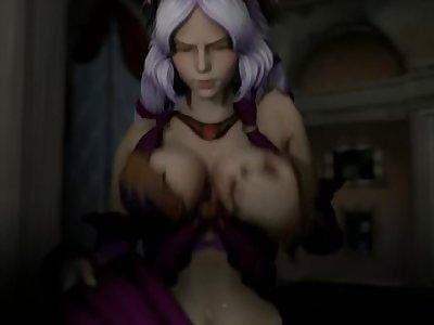 Aphrodite Fucking [SFM]