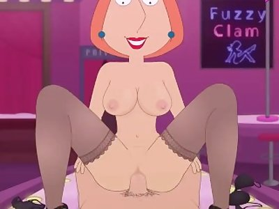 Lois Griffin: Working Wife