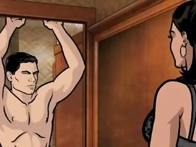 Archer - Drawn-Hentai