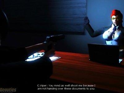 The Fetish Spy