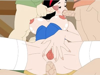 Snow White Cartoon Gonzo Preview