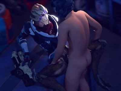 Vetra gets a good fuck
