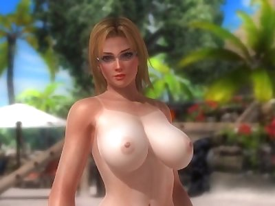 Dead or Alive 5 1.09 & Mods on PC - Tina Private Paradise w/ Tans