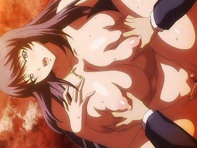 Kyonyuu Hitozuma Onna Kyoushi Saimin ep. 1
