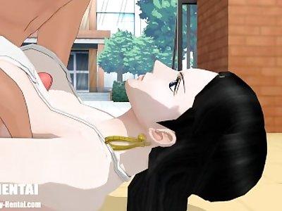 Waifu Hentai #015 - Boa Hancock Titfuck