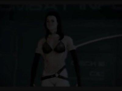 Mass Effect 2 - Miranda x Miranda )