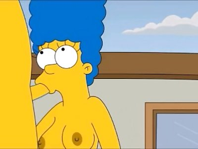 Marge Simpson Porn