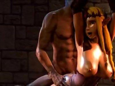 Zelda from