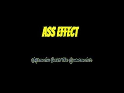 Ass Effect - Miranda's Anal Fetish