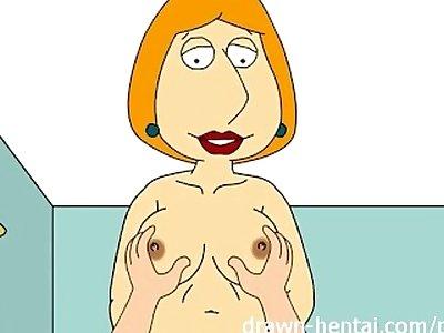 Family Guy Hentai - Fifty shades of Lois