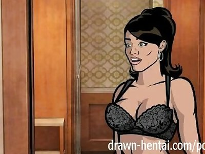 Archer Hentai - Room Service