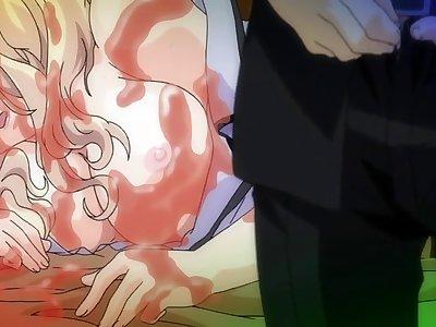 Yubisaki Annainin Shirudaku Settai Okawari Sanbaime ep.1