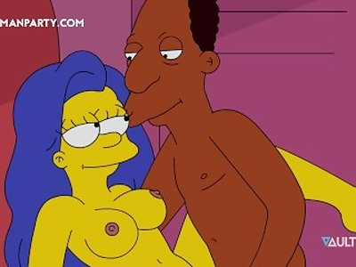 HOT Carl and Marge