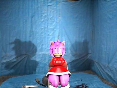 Sonic SFM Movie - Breaking Pink (Amy Rouge Shadow)