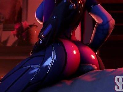 Widow Overwatch