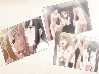 Crimson Girls: Chikan Shihai ep. 3