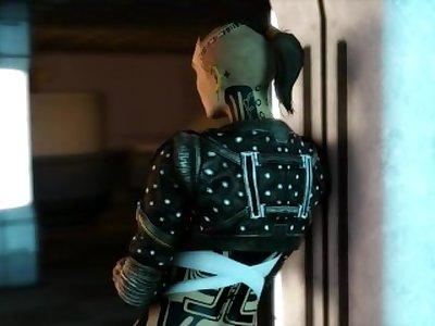 Blue Star Episode 1 - Mass Effect [aardvarkianparadise]