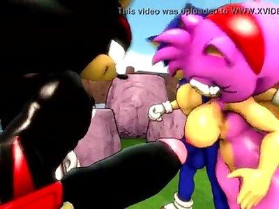 Sonic XXX [SFM Porn]