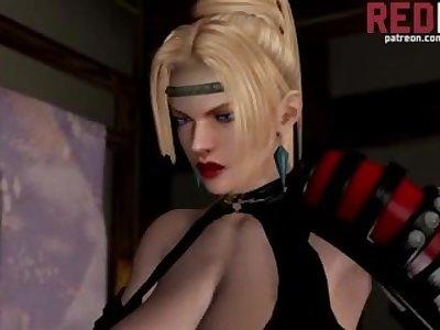 Rachel Vs Cock Demon 1 & 2 [redmoa]