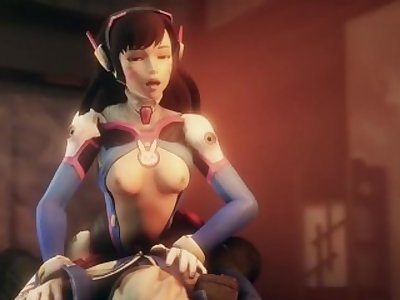Overwatch Awesome Porn 5