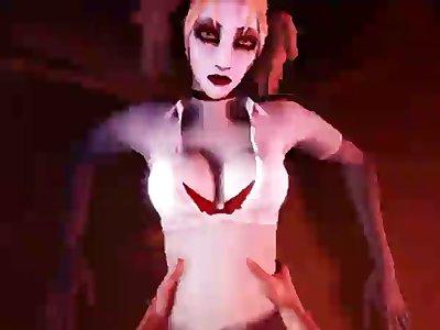 1011021  Jeanette Voerman Malkavian Vampire Th Hentai