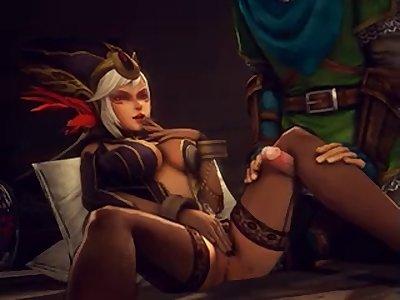 legend of zelda shemale hentai
