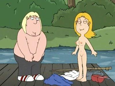 family guy sex cartoons