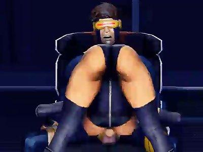 X-Men Hot