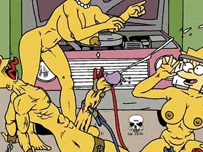 porn xxx simpsons