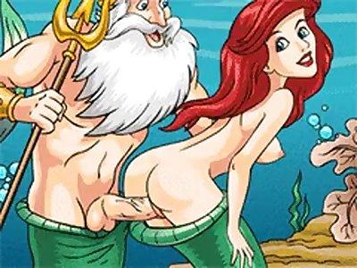 Ariel Porn