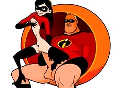 Incredibles Hot