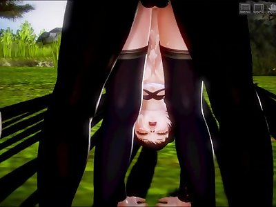 A Grimm Encounter For The Girls of RWBY Honey Select/StudioNEO