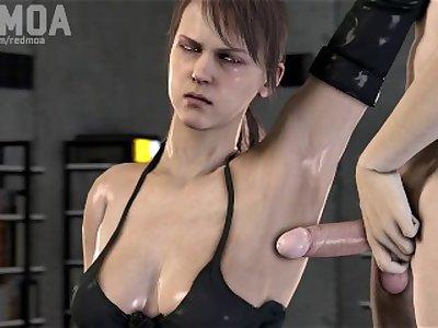Quiet Armpit Sex (Redmoa)