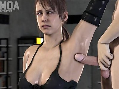 Quiet Armpit Sex (Redmoa)