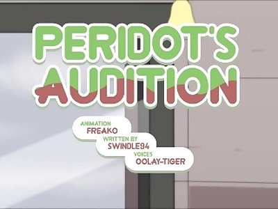L'audition de Peridot