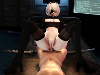 2b Android Nier Automata compilation 2
